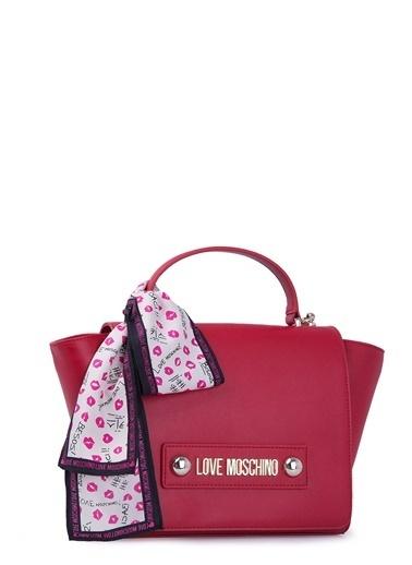 Love Moschino Çanta Kırmızı